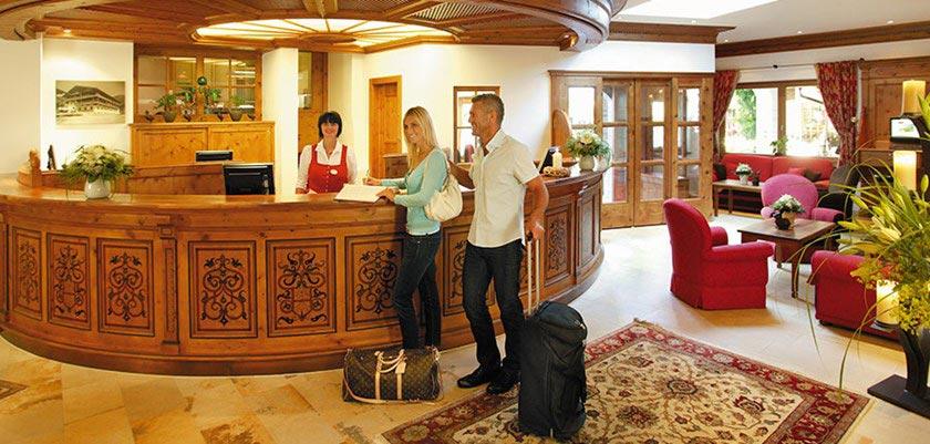 Romantik-Hotel Böglerhof, Alpebach, Austria - reception area.jpg